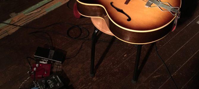 1/20(土)Solo Guitar Live