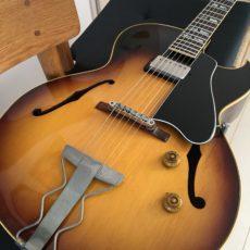 年始のギターメンテ
