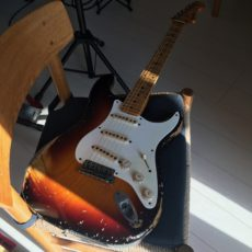 Fender Custom Shop Stratocaster Build by John Cruz